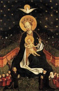 15th-century_unknown_painters_-_Madonna_on_a_Crescent_Moon_in_Hortus_Conclusus_-_WGA23736