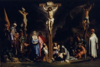 Crucifition Rembrant