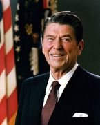 Ronald Reagan Does this man look like the Antichrist??? Of course not!