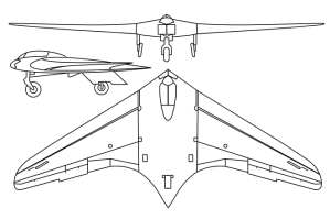 The Horton HO 229: The Worlds First Jet-Powered Flying Wing