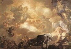 The Dream of Solomon, Luca Giordano, 1693