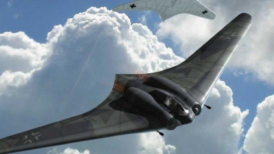 Horton Flying Wing 229