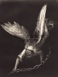 Odilon Redon Apocalypse of St. John, 1899.