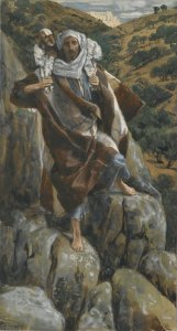 The Good Shepherd by James Tissot, Brooklyn Museum, 1894.