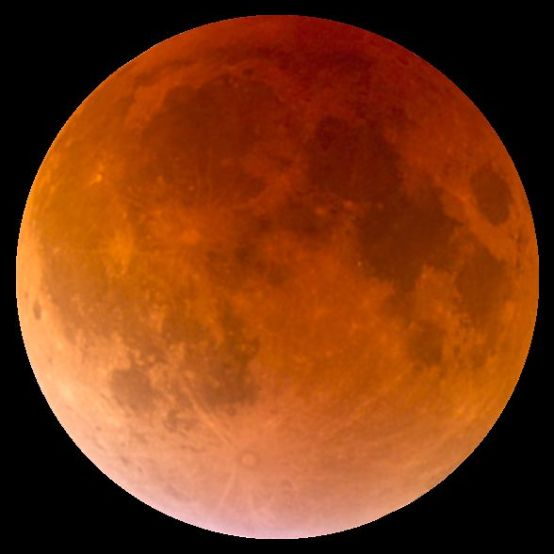 Supermoon Total Lunar Eclipse.